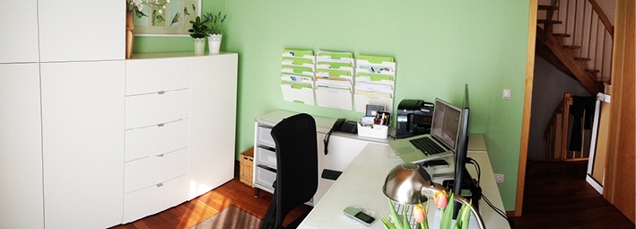 Neues Büro!